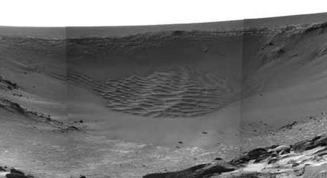 Endurance Crater