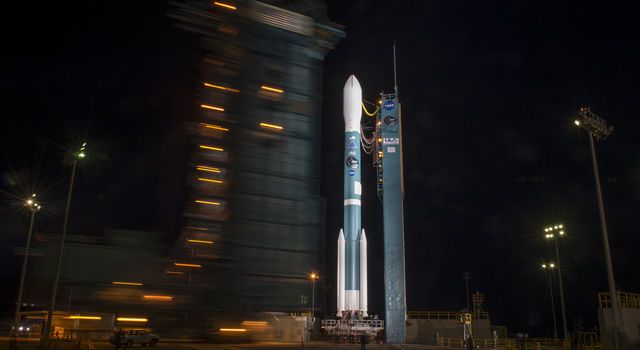 NASA's Soil Moisture Active Passive (SMAP) Ready for Jan. 29 Launch