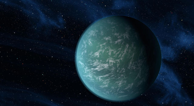 Super-Earth Kepler-22b may not hide an army of clones