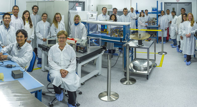 JPL's CubeSat Clean Room is Factory for the Smallest Spacecraft