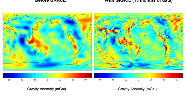 Improved Measurement of Earth's Gravity Field