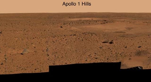 Apollo 1 Hills