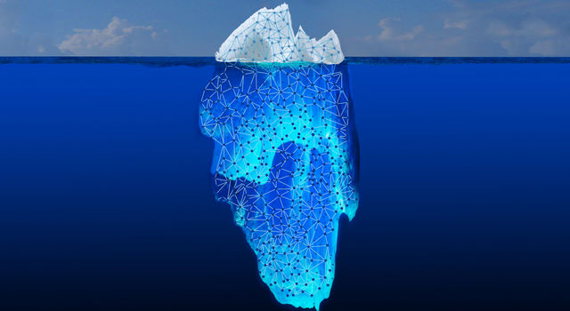 What you see when you do a basic Web search is only the tip of the iceberg.