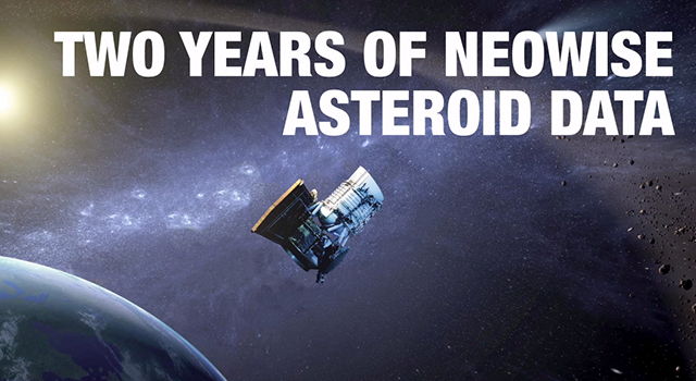 Two Years of NEOWISE Asteroid Data