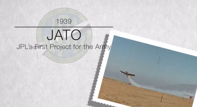 JATO: JPL's First Project for the Army