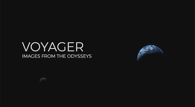 Image from Voyager