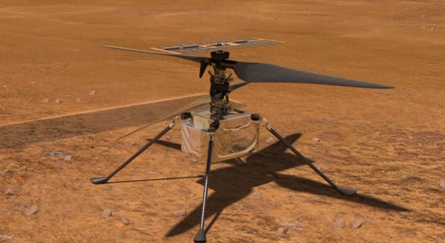 Videos | NASA's Ingenuity Mars Helicopter: The First ...