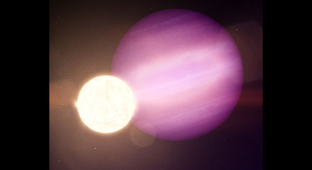 WD 1856 b, a potential planet the size of Jupiter