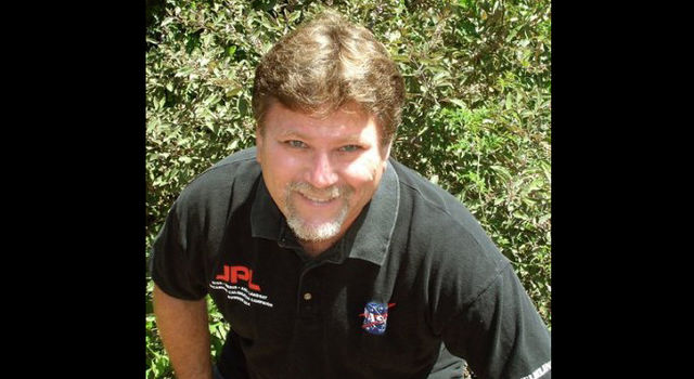 Mark Helmlinger, Earth Scientist