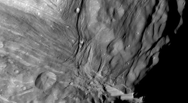 Uranus' Innermost Satellite Miranda