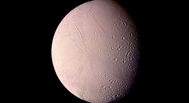 Voyager 2 saw hints that Enceladus might be active.