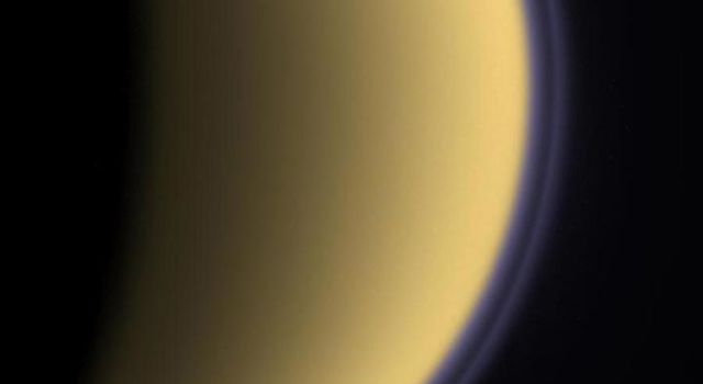 Purple Haze of Titan