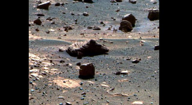AEGIS Imaging Mars