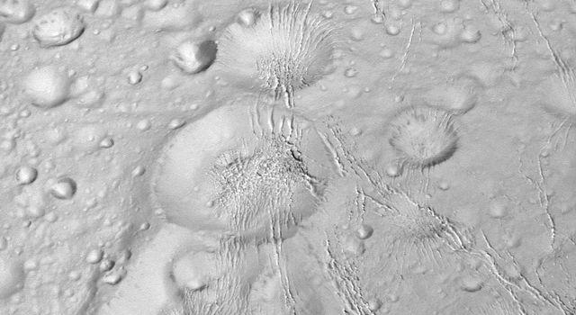 Saturnian Snowman
