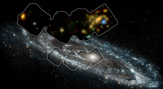 Andromeda in High-Energy X-rays