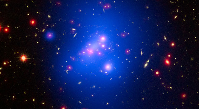 Astronomers have made the most detailed study yet of an extremely massive young galaxy