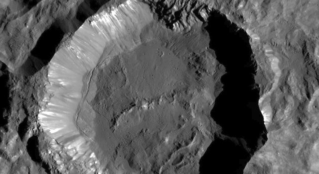 Kupalo Crater from LAMO