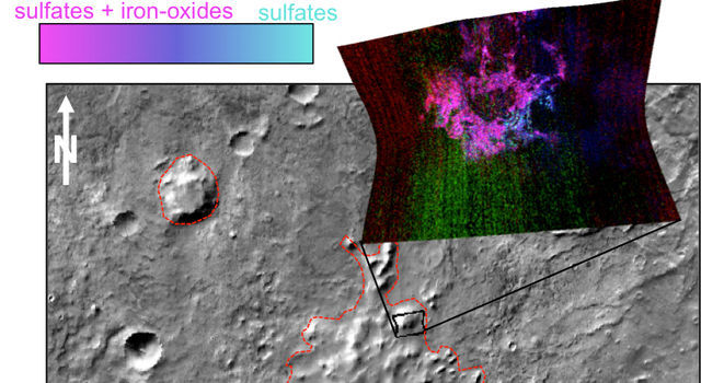 Evidence Builds for Old Under-Ice Volcanoes on Mars