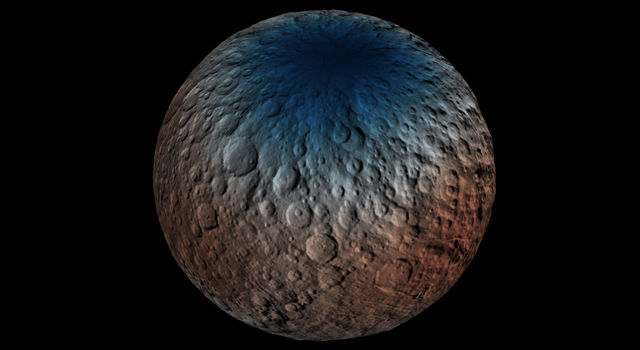 Ceres Neutron Counts Reflect Hydrogen Abundance