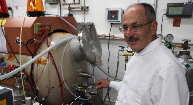 Mars 2020's MOXIE Laboratory and Principal Investigator
