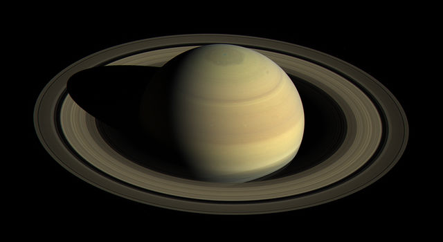 Saturn, Approaching Northern Summer