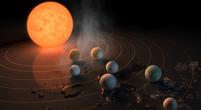 A Treasure Trove of Planets Found