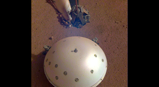InSight's seismometer