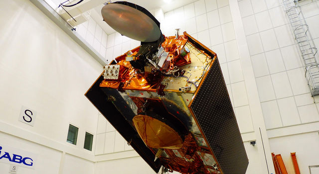 The Jason-CS/Sentinel-6 mission that will track sea level rise