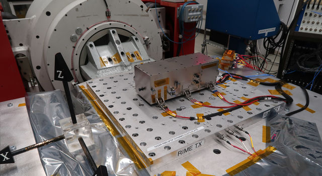 NASA's Jet Propulsion Laboratory built and shipped the receiver, transmitter, and electronics necessary to complete the radar instrument for JUICE