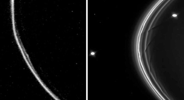 Saturn's Kinked F Ring