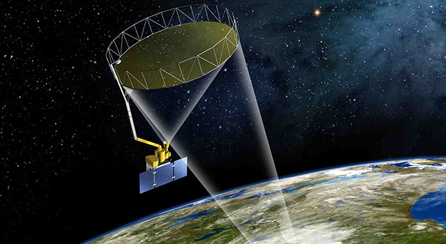 NASA's Soil Moisture Active Passive (SMAP) mission