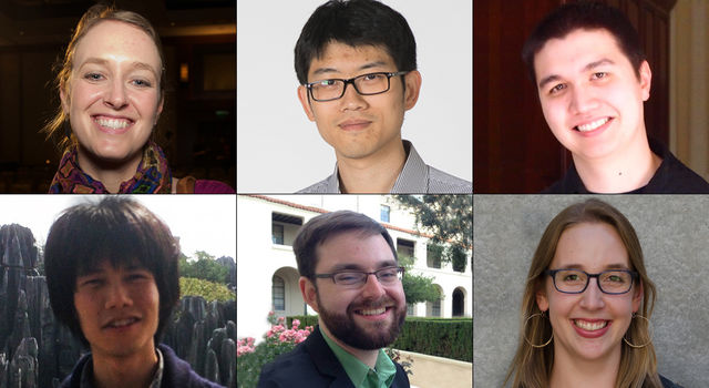 Sagan Fellows for 2016