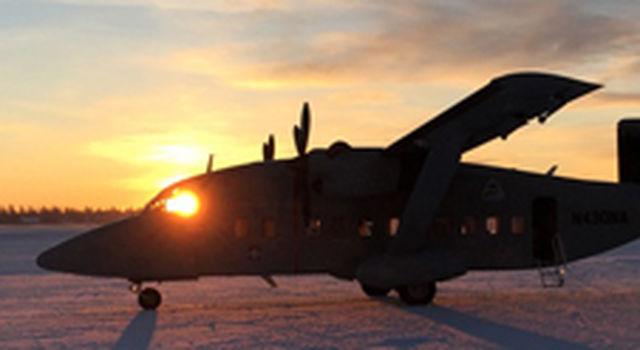 NASA C-23 Sherpa aircraft
