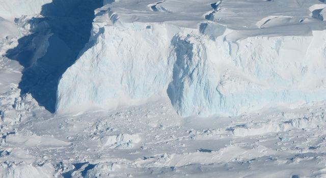 Thwaites Glacier.
