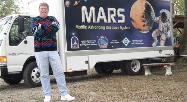 Trey Goodman Baton Rouge, Louisiana Observatory Manager