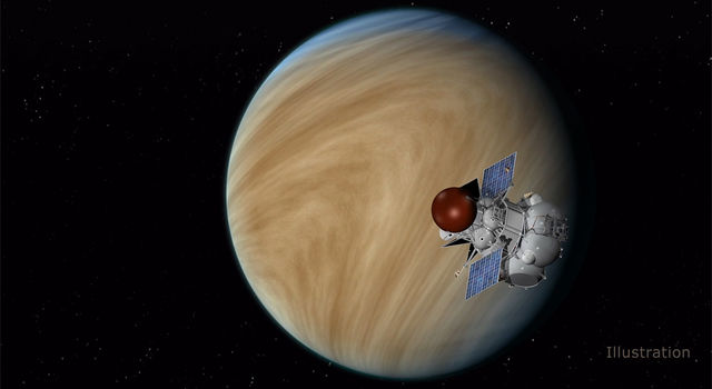 Venus orbiter that would operate for up to three years