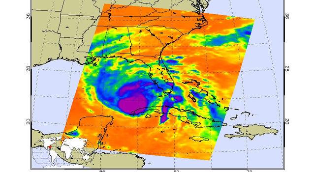Hurricane Gustav