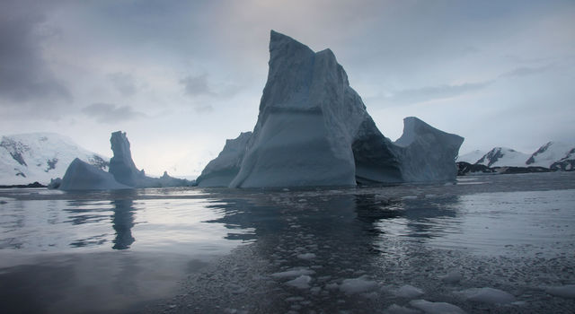 Antarctica's Larsen B Ice Shelf is likely to shatter into hundreds of icebergs