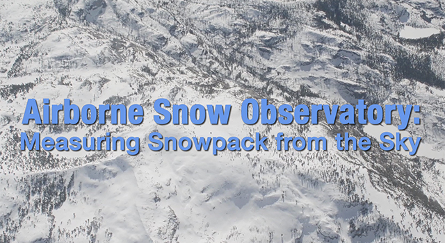 Airborne Snow Observatory