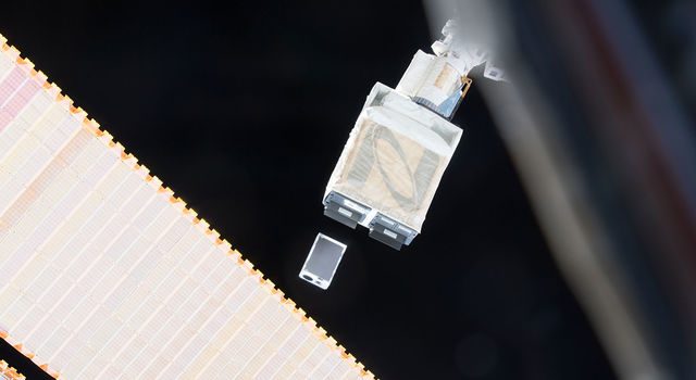 JPL CubeSat named ASTERIA