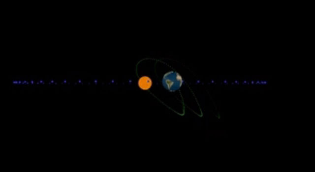 Trojan Asteroid Shares Orbit With Earth