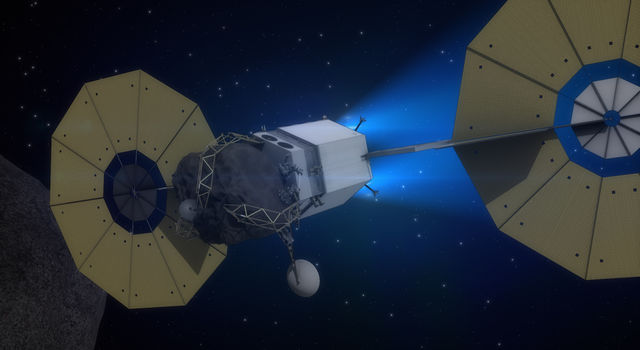 The Asteroid Redirect Vehicle