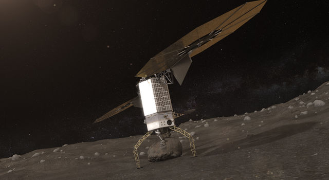 Asteroid Redirect Robotic Mission (ARRM).