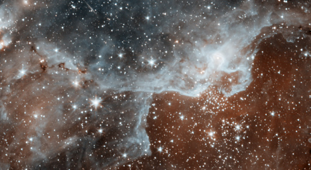 These images are some of the first to be taken during Spitzer's warm mission, a new phase that began after the telescope