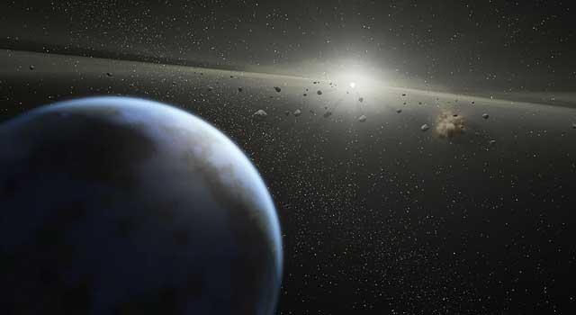 artist's concept of extrasolar planet