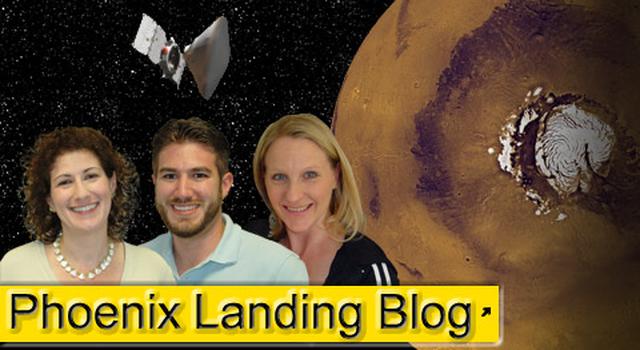 Phoenix landing blog
