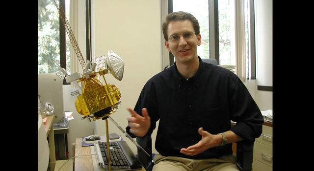 Mase talks about the complexities of spacecraft navigation.