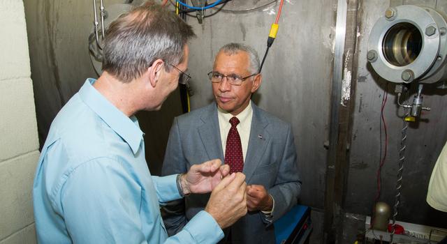 Explaining the Solar-Electric Propulsion Engine