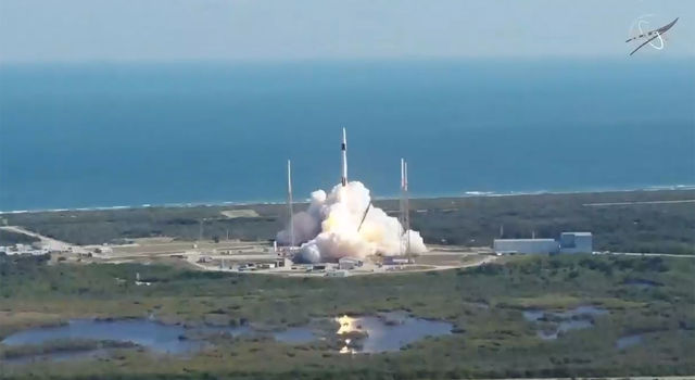 SpaceX launches its 19th cargo resupply mission to the International Space Station