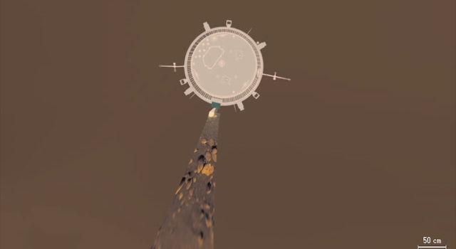 Approaching Titan a Billion Times Closer